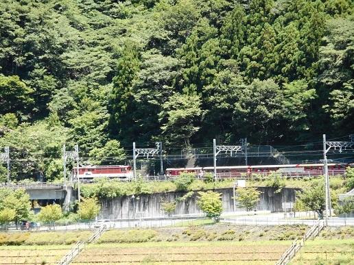 ★続!秘境奥大井・寸又峡温泉と夢の吊橋★_e0147297_09430322.jpg