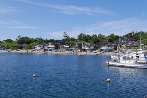 海界の村を歩く 日本海 舳倉島_d0147406_09484847.jpg
