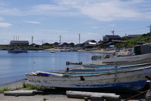 海界の村を歩く 日本海 舳倉島_d0147406_09505239.jpg