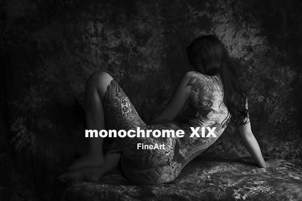 monochrome XIX「FineArt」2週目が終了しました。後半の3週目は20日(火)から始まります!_b0194208_22024704.jpg