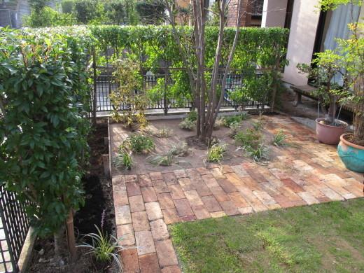 お庭のリフォーム_d0358411_19255175.jpg