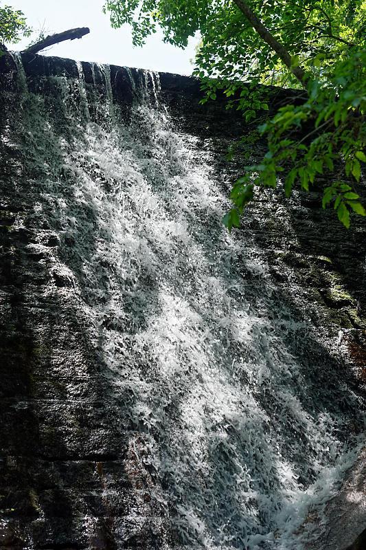 滝巡り@滋賀 鶏鳴の滝・其の二_f0032011_19094043.jpg