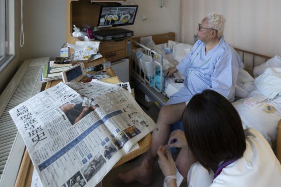 長崎原爆を描き続けるマンガ家。西山 進_a0096313_07211806.jpg