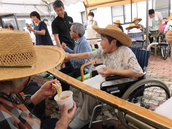 誉田園の夏季イベント!_e0164724_14454977.jpg