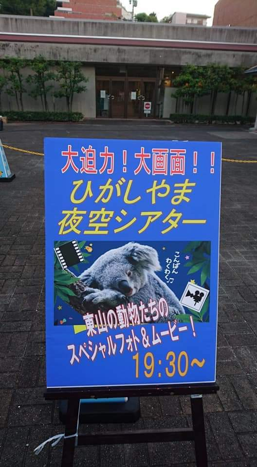 東山動植物園ナイトズー2019 初日!_f0373339_23571547.jpg