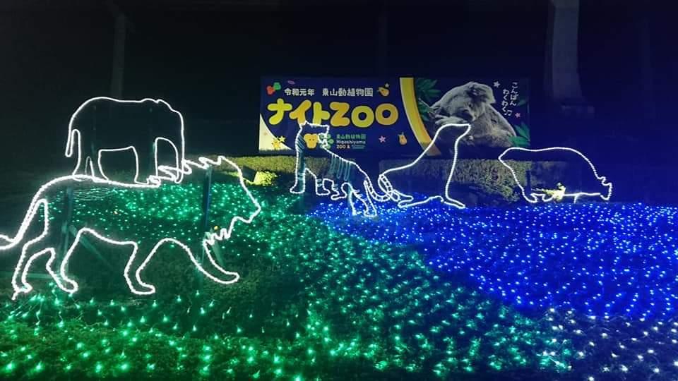東山動植物園ナイトズー2019 初日!_f0373339_23574436.jpg