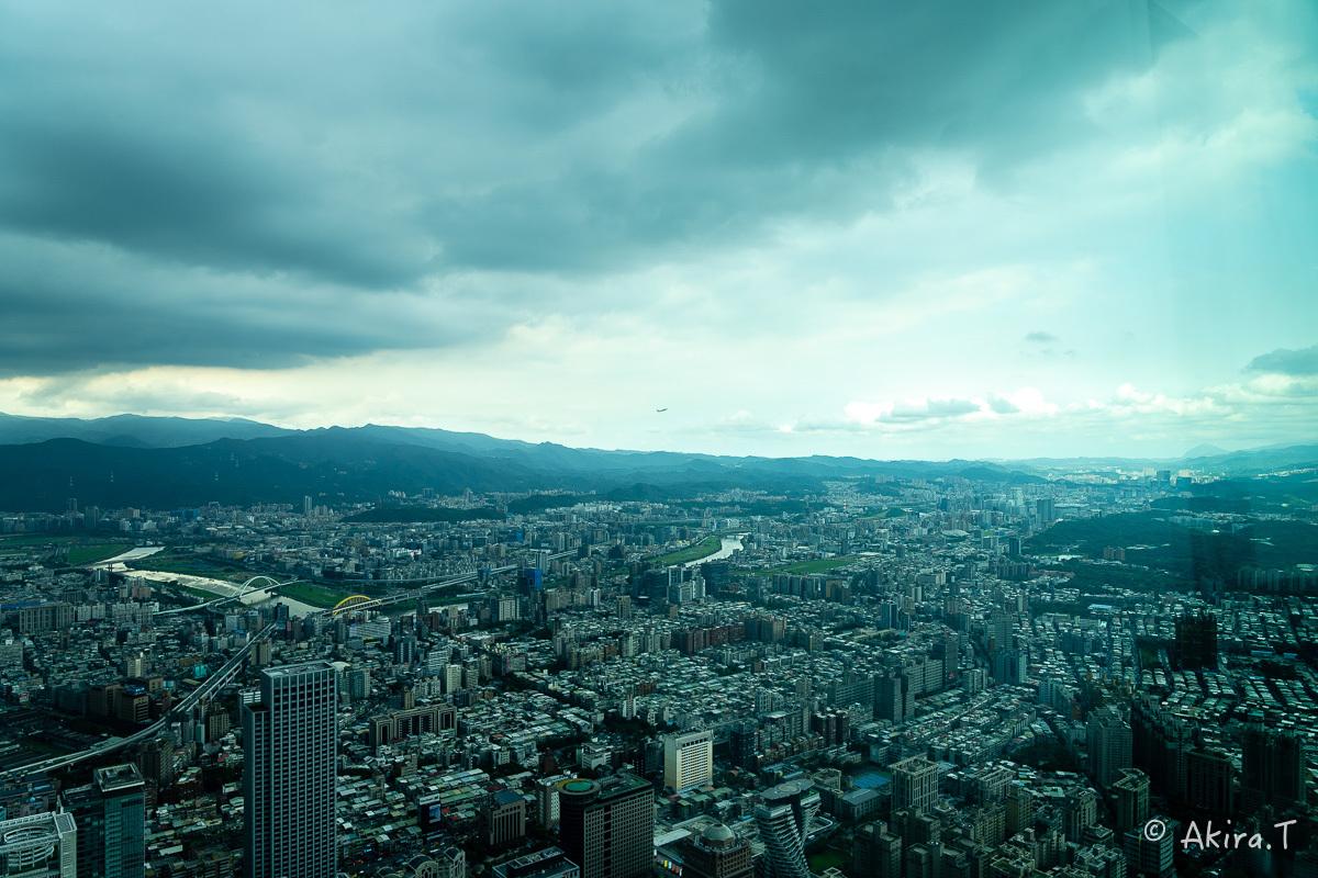 台湾 -3- 〜台北101展望台〜_f0152550_13315014.jpg