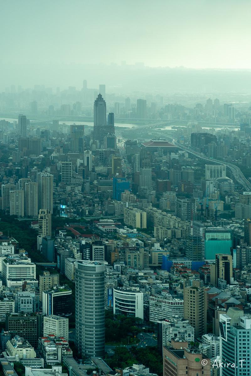 台湾 -3- 〜台北101展望台〜_f0152550_13320510.jpg