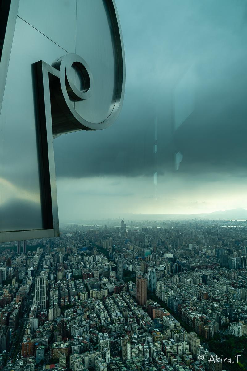 台湾 -3- 〜台北101展望台〜_f0152550_13321638.jpg