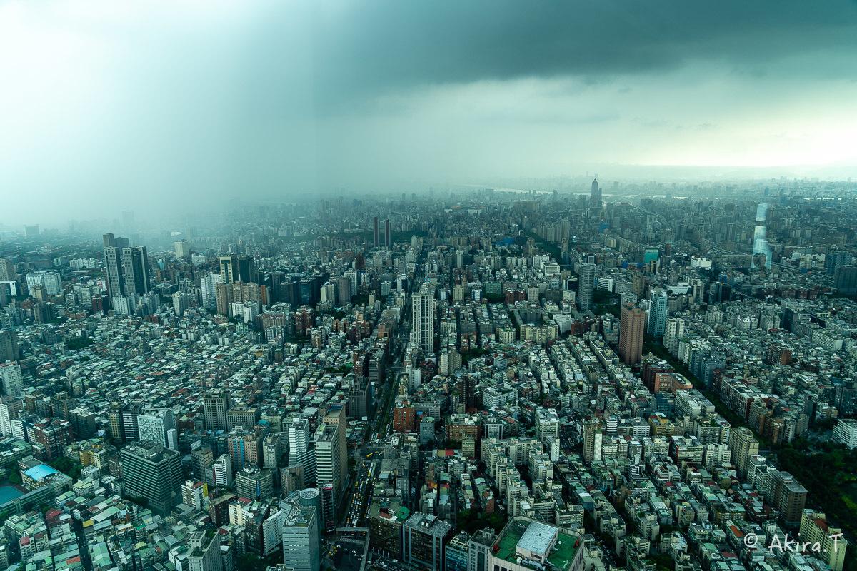 台湾 -3- 〜台北101展望台〜_f0152550_13322442.jpg