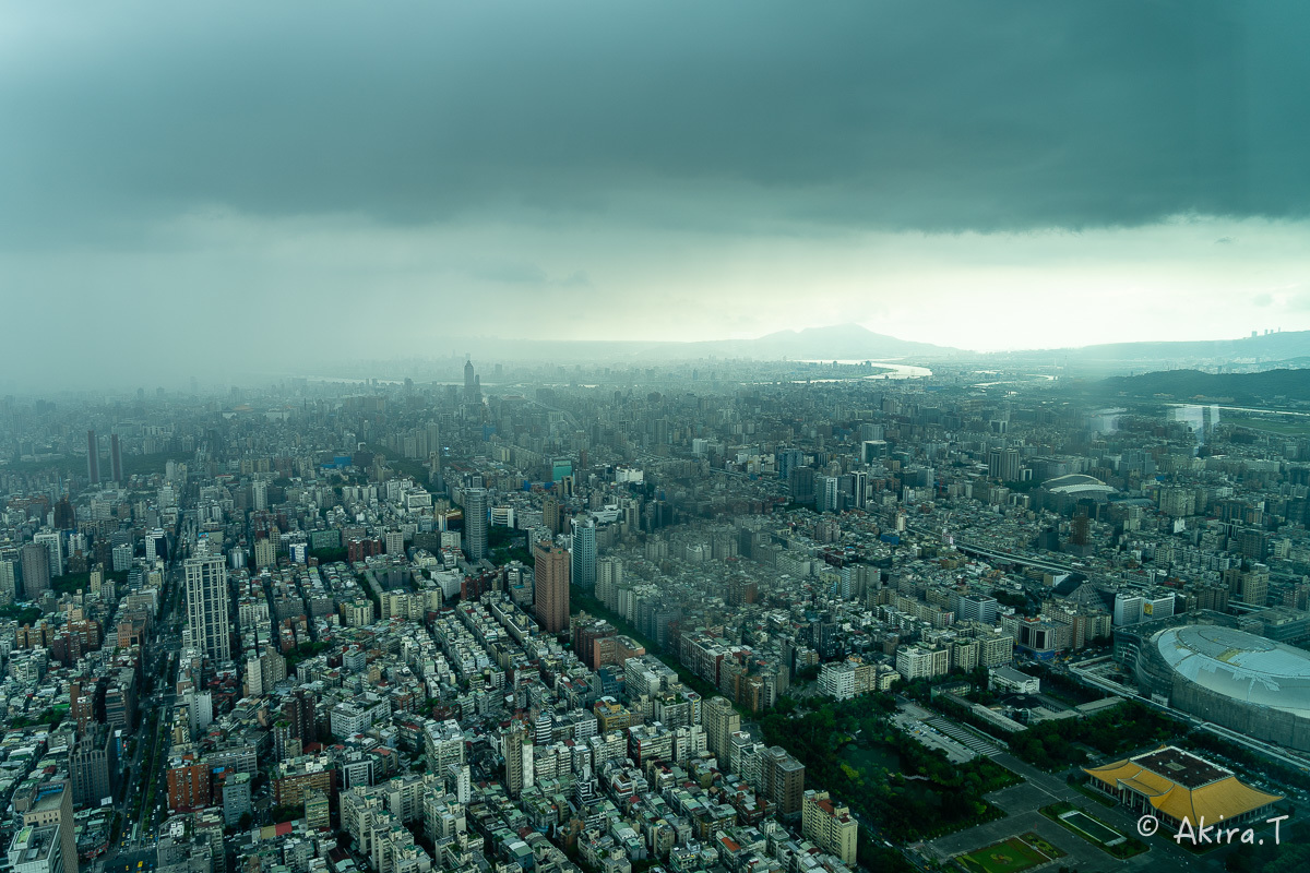 台湾 -3- 〜台北101展望台〜_f0152550_13324460.jpg