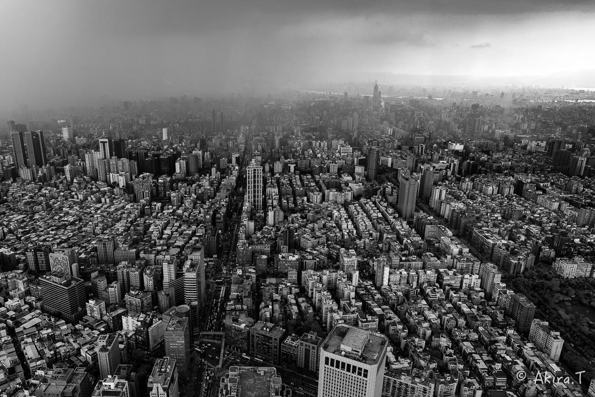 台湾 -3- 〜台北101展望台〜_f0152550_13344142.jpg
