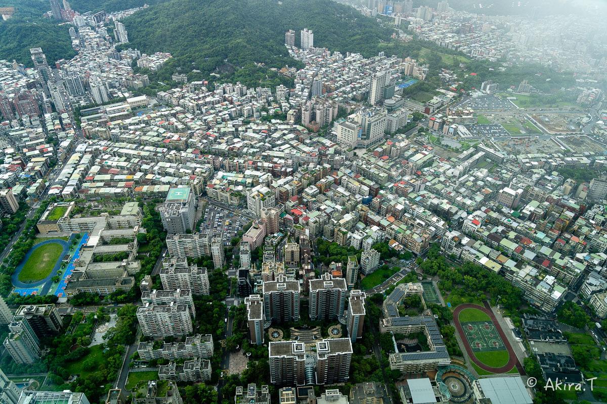 台湾 -3- 〜台北101展望台〜_f0152550_13351803.jpg