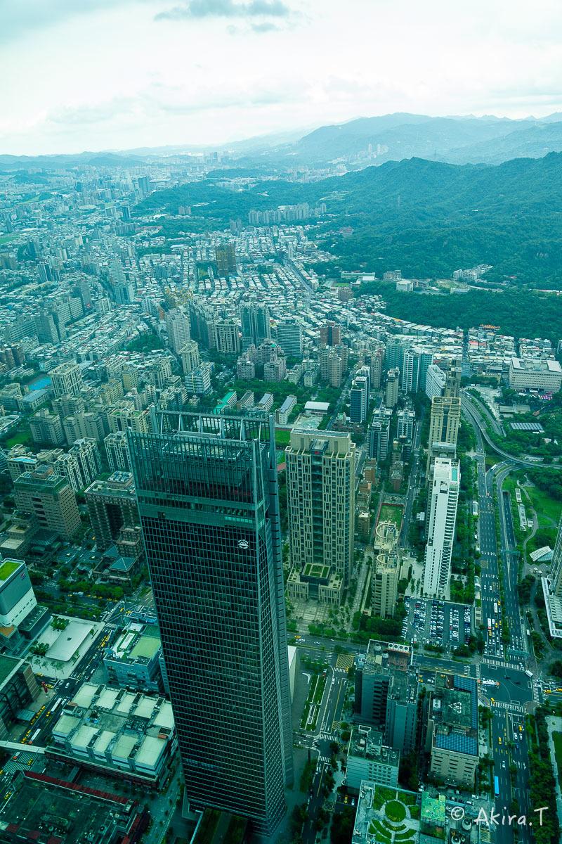 台湾 -3- 〜台北101展望台〜_f0152550_13363329.jpg