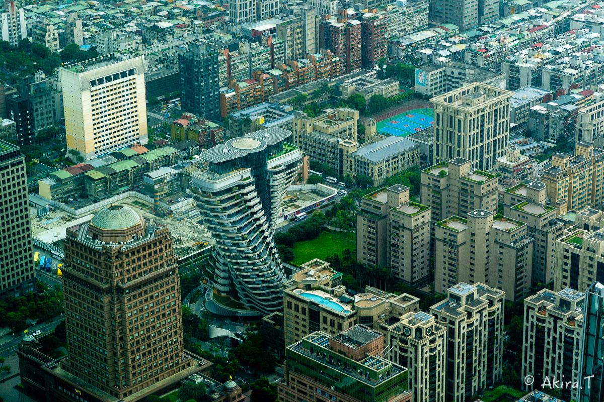 台湾 -3- 〜台北101展望台〜_f0152550_13363932.jpg
