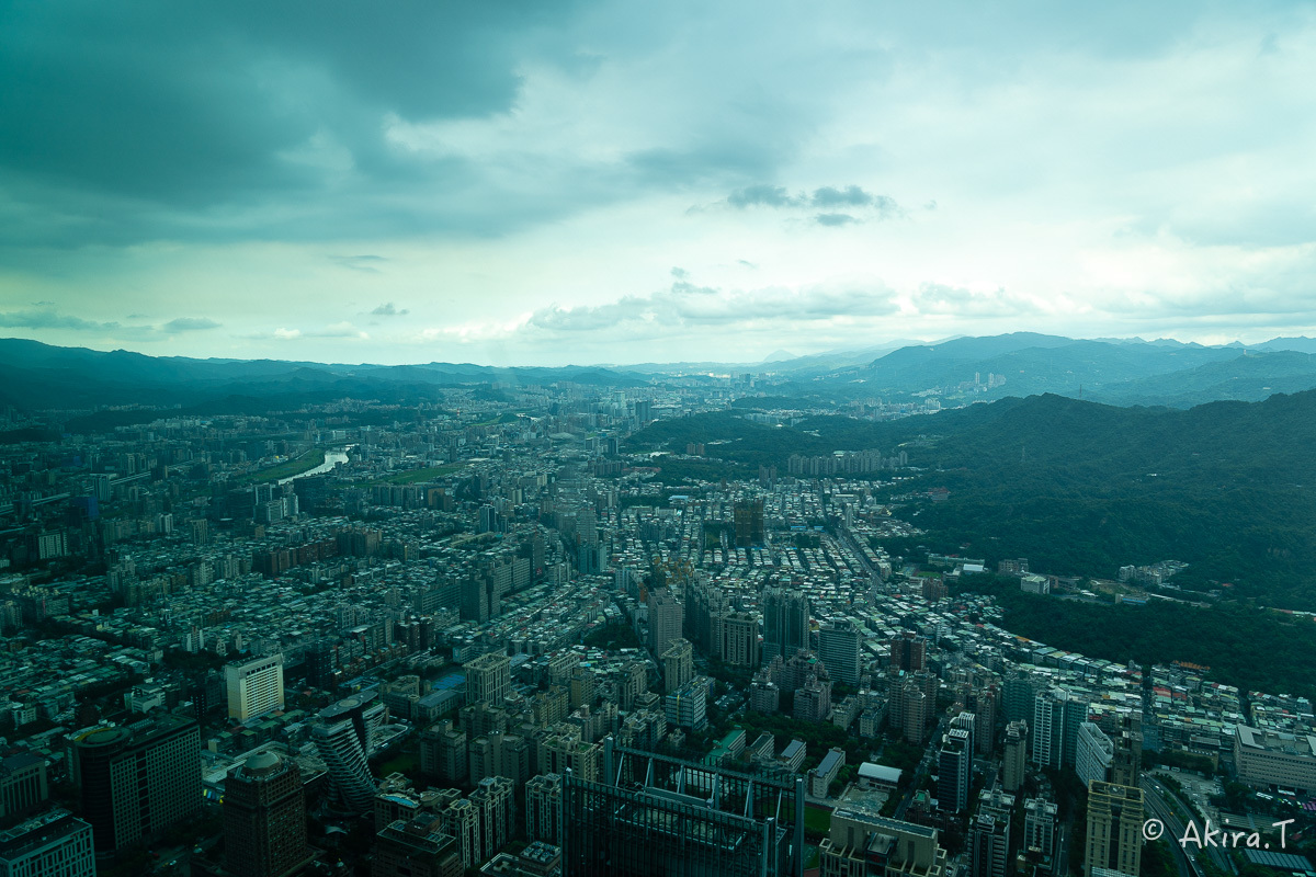 台湾 -3- 〜台北101展望台〜_f0152550_13364674.jpg