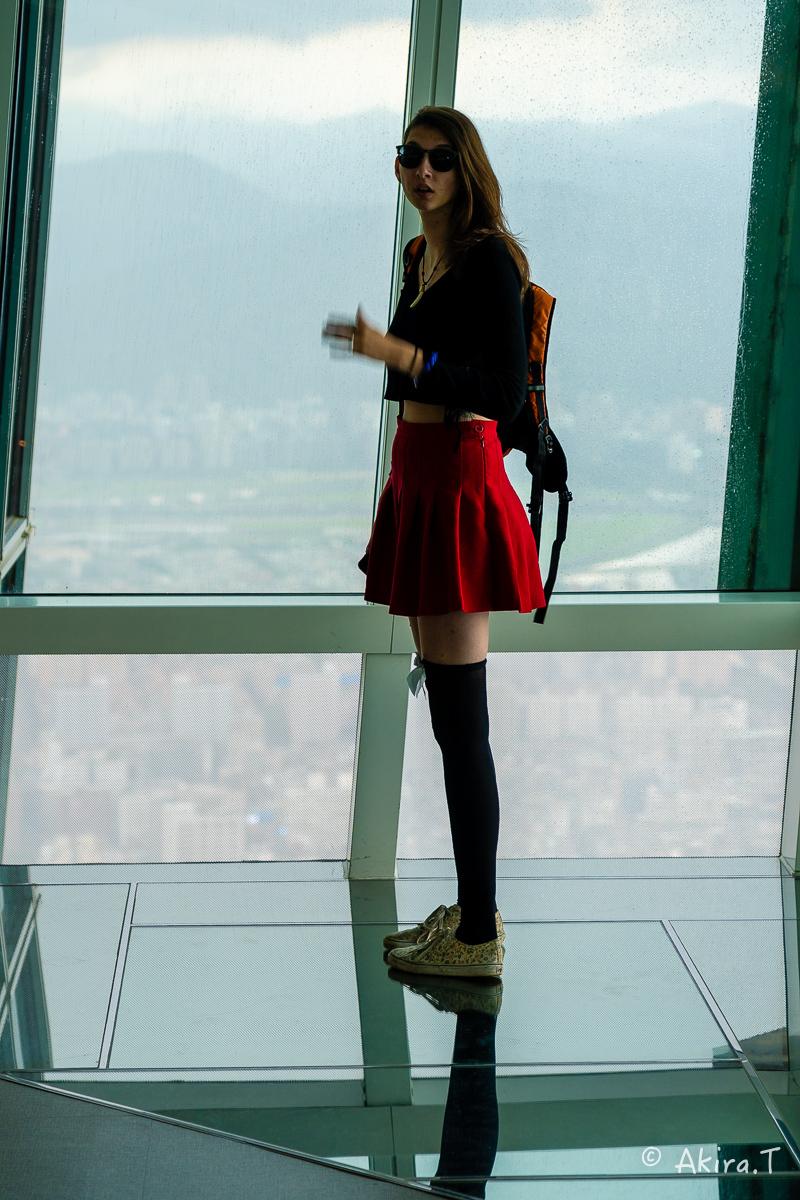 台湾 -3- 〜台北101展望台〜_f0152550_13365931.jpg