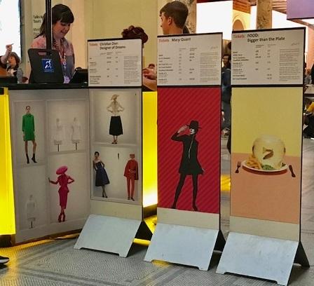 お友達とご来店・絽小紋にまいづる夏帯・V&A博物館_f0181251_17313908.jpg