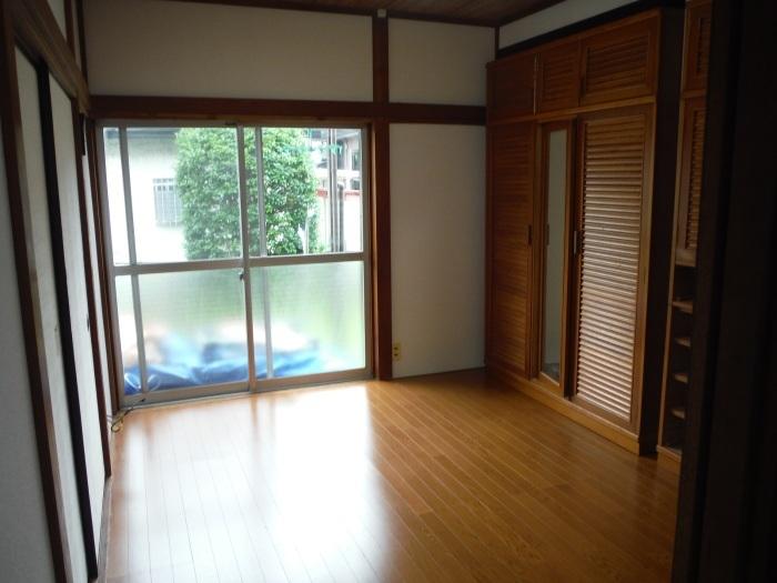 室内リフォーム ~ 和室の床とクロス工事_d0165368_09023855.jpg