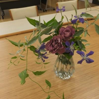 オークリーフ(絵画教室の花2)_f0049672_16362146.jpg