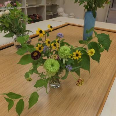 オークリーフ(絵画教室の花2)_f0049672_16362779.jpg