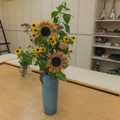 オークリーフ(絵画教室の花2)_f0049672_16363819.jpg
