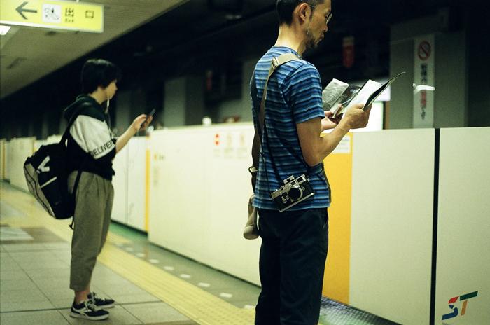 義妹の札幌医大付属病院入院見舞いとライカM3ユーザー_c0182775_17164134.jpg