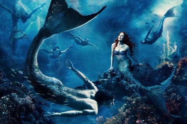 アニー・リーボヴィッツ:The Little Mermaid_c0084183_1043631.jpg