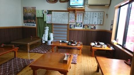孫達との8日間③ 長瀞の蕎麦屋「はすみ」_b0207284_11490137.jpg