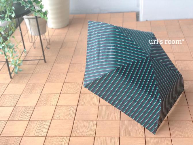 超軽量の折りたたみ傘が、想像以上に軽くてビビった件。_a0341288_13595040.jpg