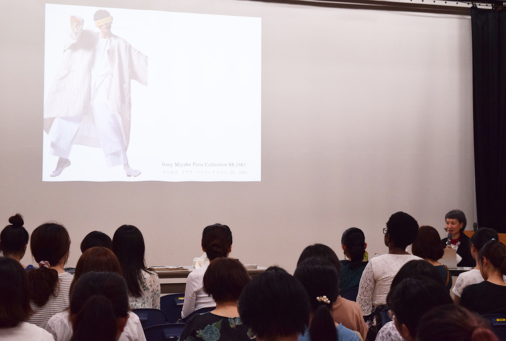 《須藤玲子先生 講演会》_c0198292_15173647.jpg