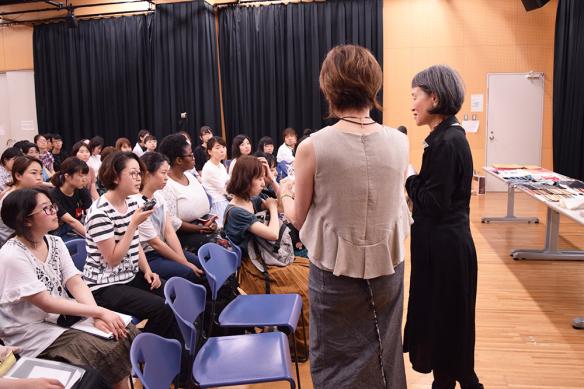 《須藤玲子先生 講演会》_c0198292_15174497.jpg