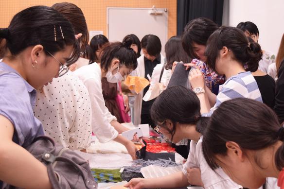 《須藤玲子先生 講演会》_c0198292_15175273.jpg