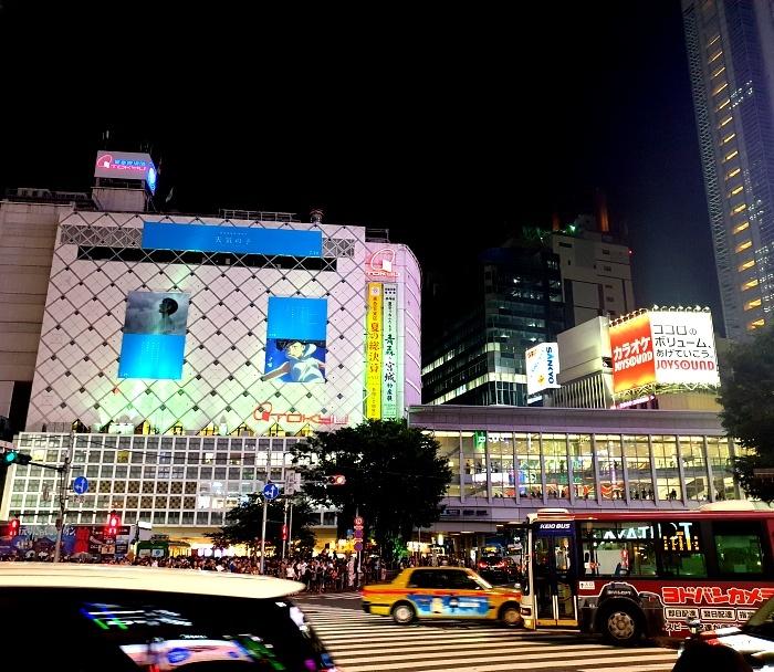 19年夏日本旅行(6日目:大都会の夜)_e0362907_20204641.jpg