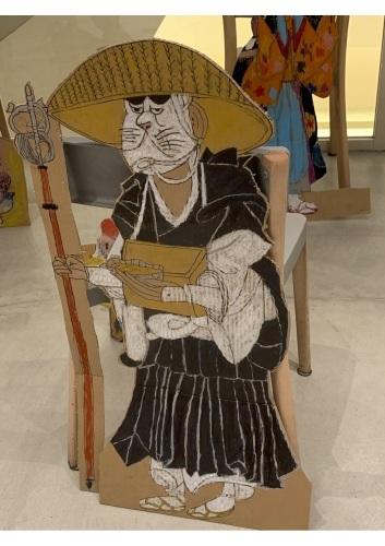 『28周年:吉祥寺わんぱくアトリエ展』江戸時代にタイムスリップしてみよう..._e0167716_15342867.jpg