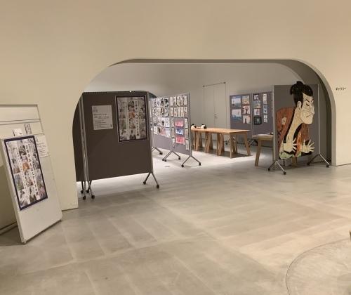 『28周年:吉祥寺わんぱくアトリエ展』江戸時代にタイムスリップしてみよう..._e0167716_15361740.jpg