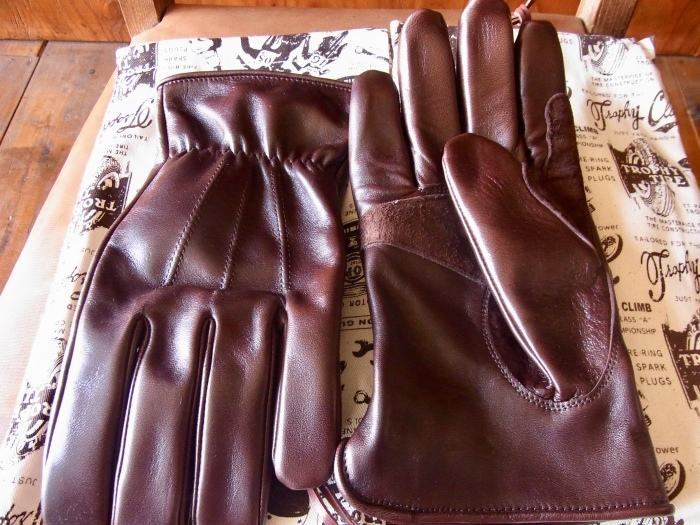 Horse Motorcycle Glove_d0179518_11024456.jpeg