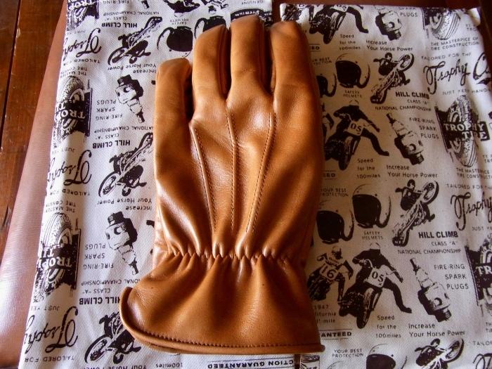 Horse Motorcycle Glove_d0179518_11032529.jpeg