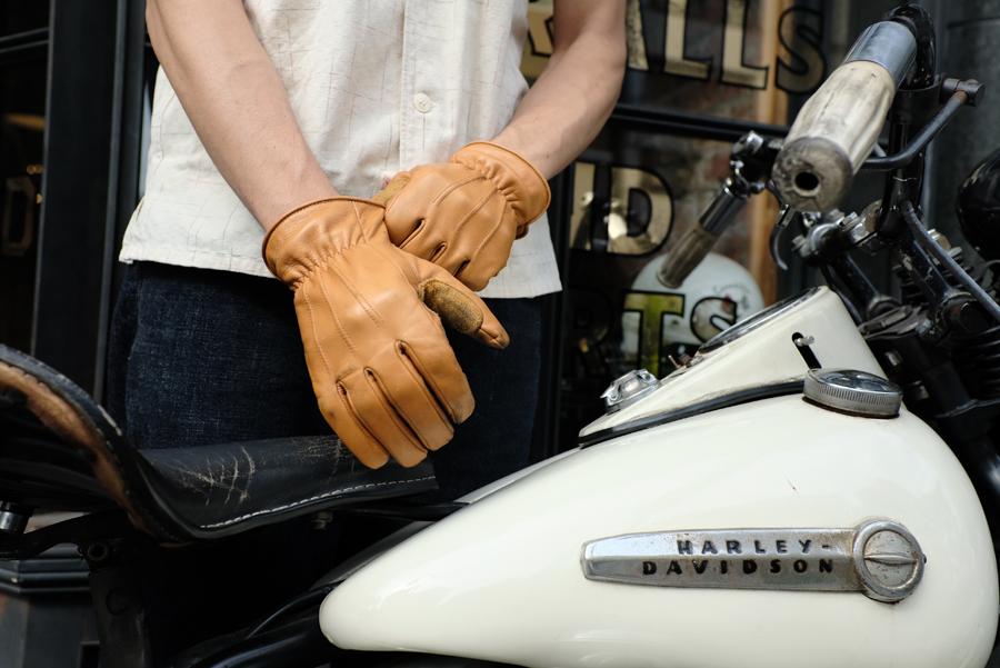 Horse Motorcycle Glove_d0179518_11052202.jpg