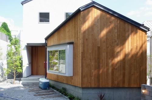 明野設計室さんのOPEN HOUSEに初参加 二子玉川の住まい_d0004728_16345586.jpg