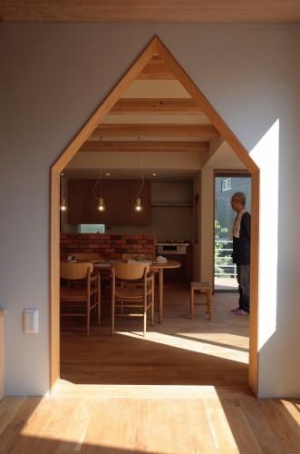 明野設計室さんのOPEN HOUSEに初参加 二子玉川の住まい_d0004728_16460537.jpg