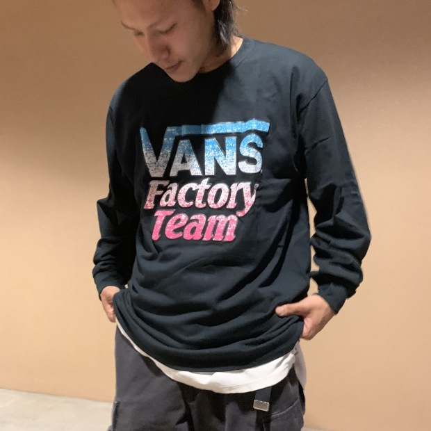 "\""VANS × SD Factory Team\""!!!!!_c0355834_20004197.jpg"