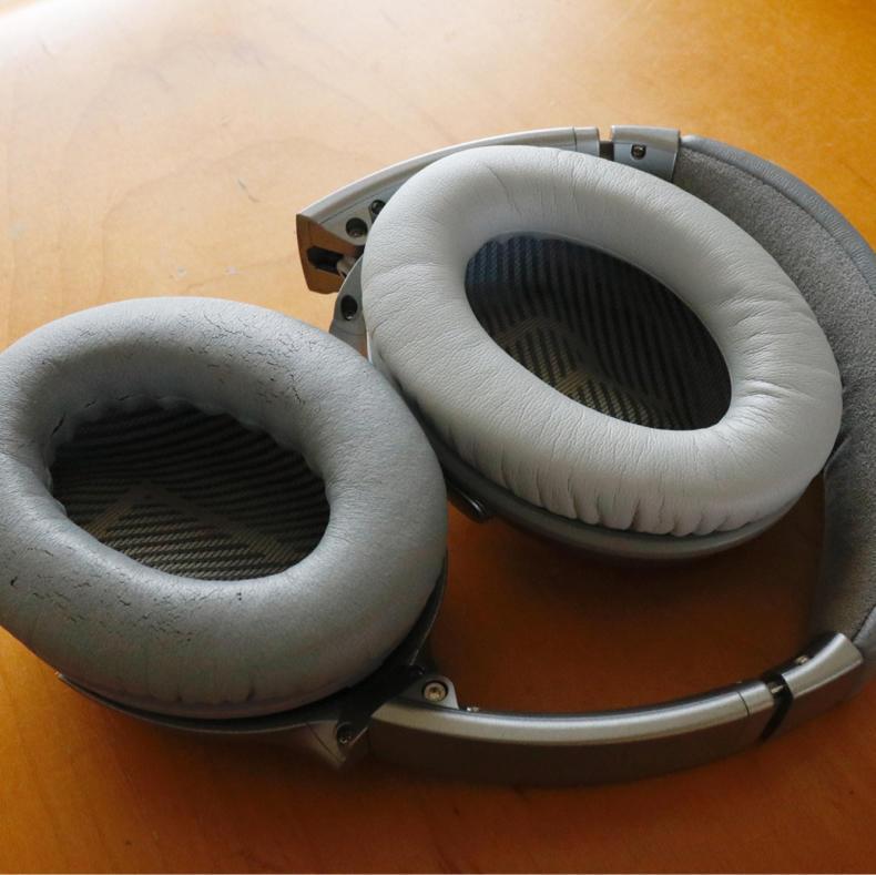 Boseヘッドホンの耳パッド交換は簡単でした_c0060143_00321096.jpg