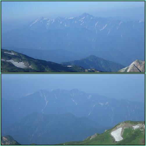 北ア遠征・・・白馬岳③_e0164643_13551401.jpg
