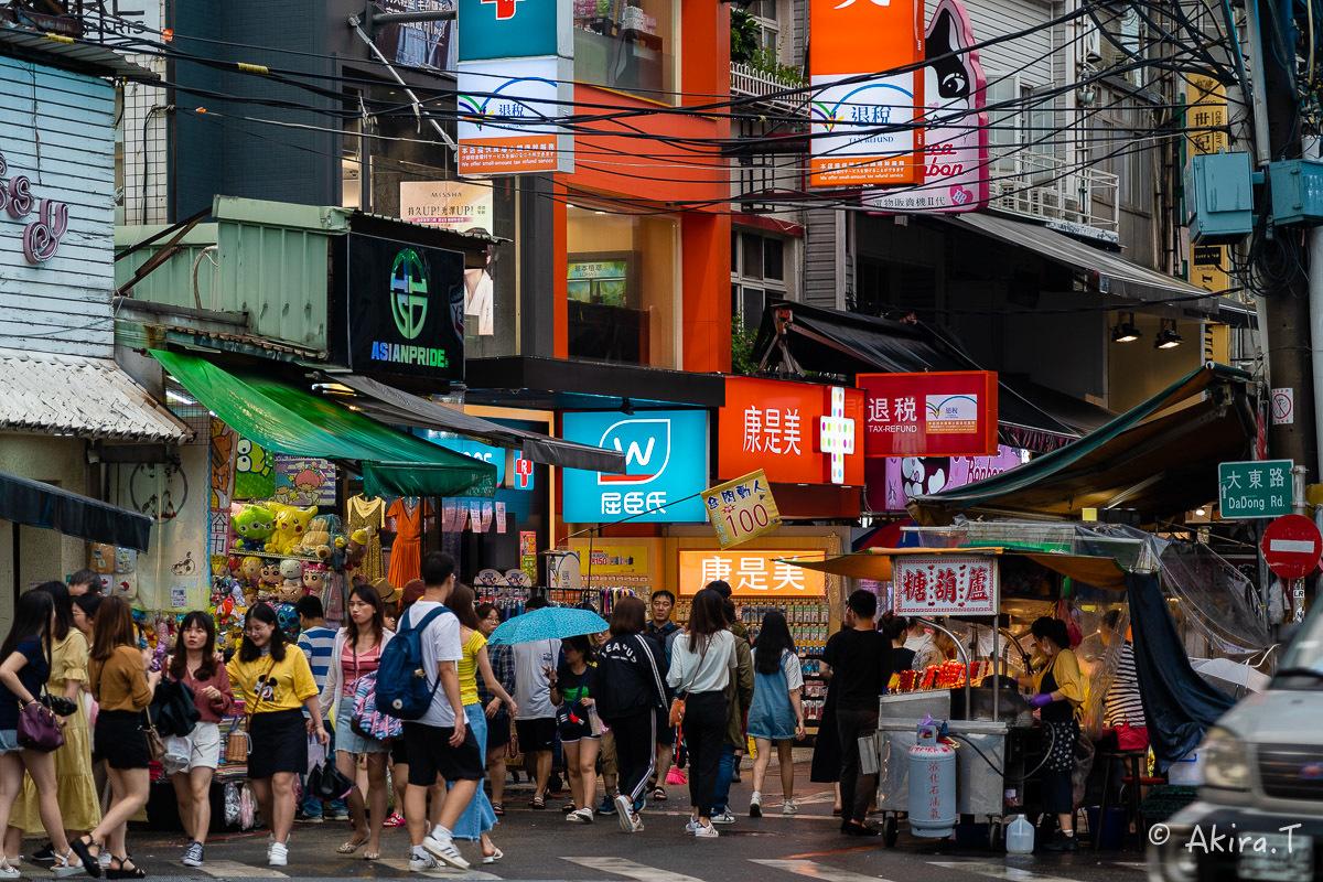 台湾 -4- 〜士林夜市 1〜_f0152550_17464404.jpg