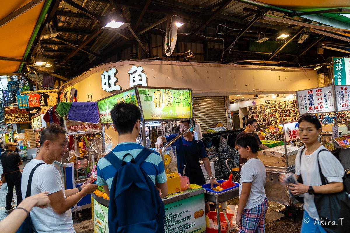 台湾 -4- 〜士林夜市 1〜_f0152550_17485509.jpg