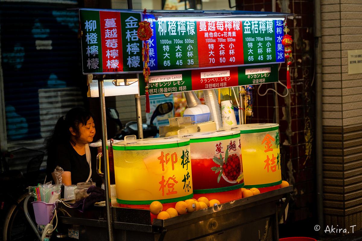 台湾 -4- 〜士林夜市 1〜_f0152550_17514789.jpg