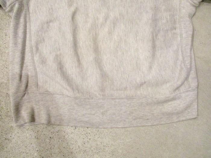 Early80\'s Champion Reverse Weave Solid Gray 無地 目無し チャンピオン リバース_e0187362_18273212.jpg