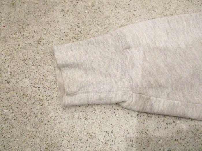 Early80\'s Champion Reverse Weave Solid Gray 無地 目無し チャンピオン リバース_e0187362_18341655.jpg