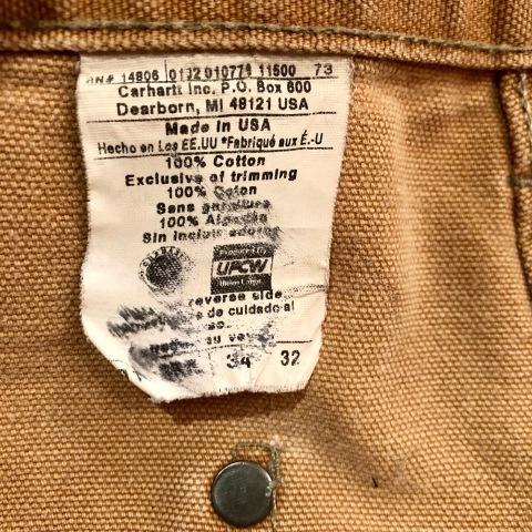 "1950-60s \"" EAGLE - SHIRT MAKERS - \"" ALL cotton VINTAGE - マチ付き - Chalk STRIPE SHIRTS ._d0172088_19520035.jpg"